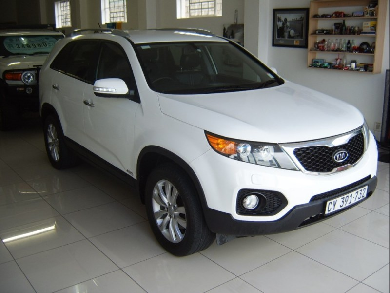 used kia sorento 4x4 a t 7 seat for sale in western cape id 2010125. Black Bedroom Furniture Sets. Home Design Ideas