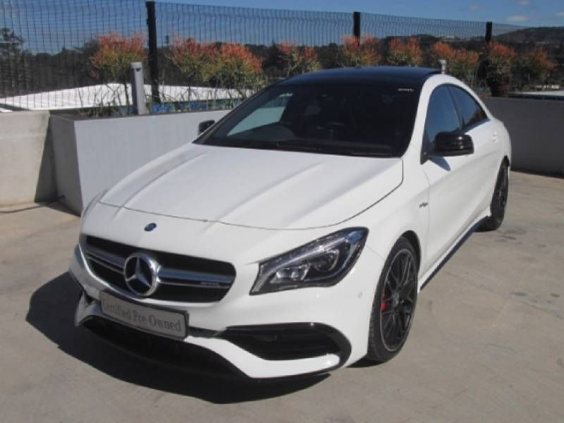 used mercedes benz cla class 45 amg for sale in kwazulu natal id 2010741. Black Bedroom Furniture Sets. Home Design Ideas