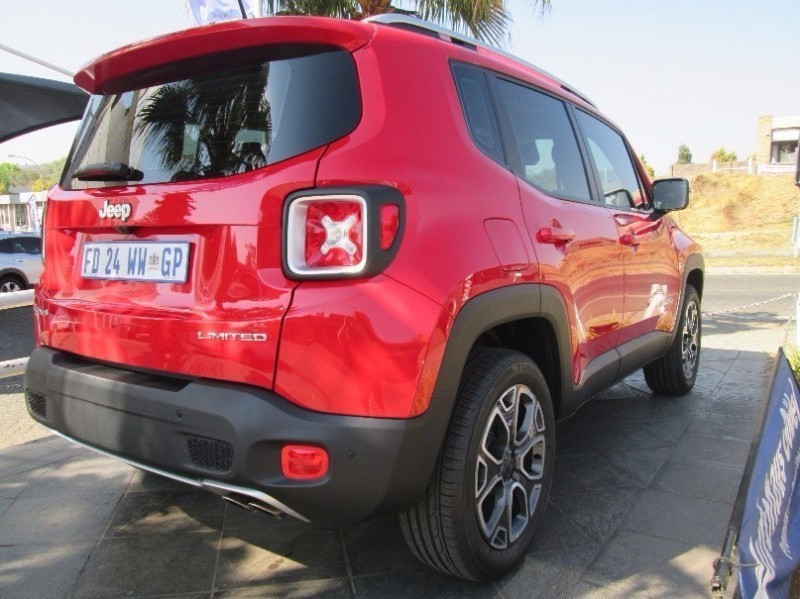 used jeep renegade 1 4 t jet limited awd automatic for. Black Bedroom Furniture Sets. Home Design Ideas
