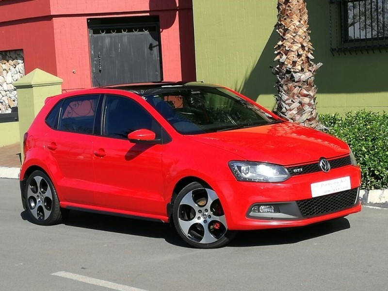 used volkswagen polo gti dsg for sale in gauteng id 2012113. Black Bedroom Furniture Sets. Home Design Ideas