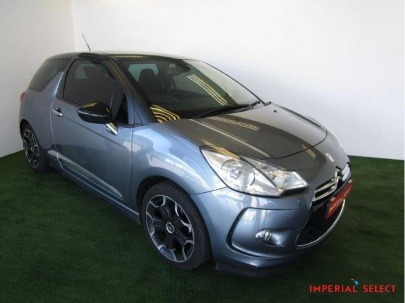 used citroen ds3 1 6 vti techno for sale in gauteng id 2013571. Black Bedroom Furniture Sets. Home Design Ideas
