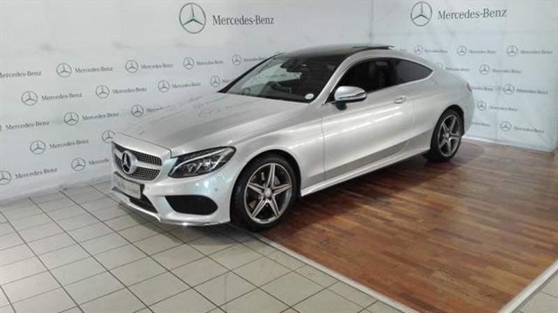 Used mercedes benz c class c220d amg coupe auto for sale for Mercedes benz c class used cars for sale