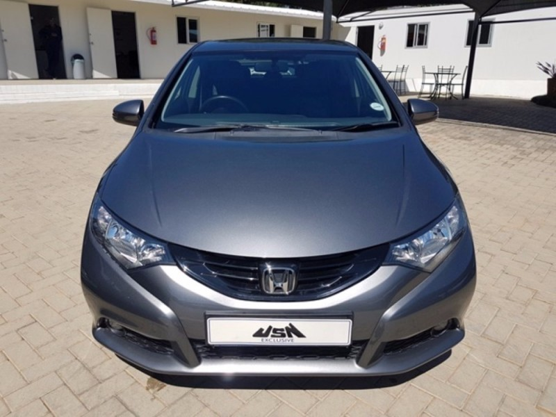 used honda civic 1 8 executive 5 door for sale in gauteng id 2014929. Black Bedroom Furniture Sets. Home Design Ideas
