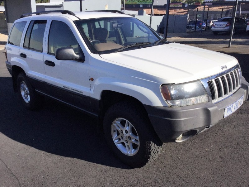used jeep grand cherokee 2 7 laredo a t for sale in gauteng id 2016283. Black Bedroom Furniture Sets. Home Design Ideas