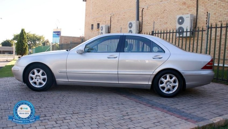 Used mercedes benz s class s 500 a t facelift for sale in for Mercedes benz s 500 for sale used