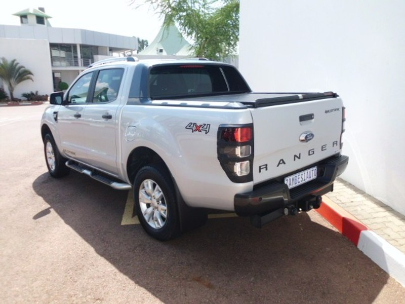 used ford ranger 3 2tdci wildtrack 4x4 auto cab bakkie for sale in gauteng cars co za
