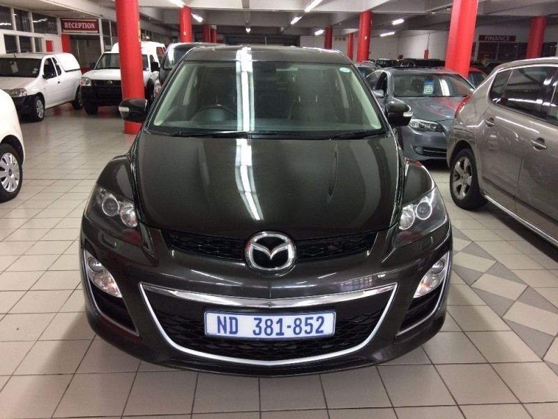 used mazda cx 7 2 3 disi individual a t for sale in. Black Bedroom Furniture Sets. Home Design Ideas