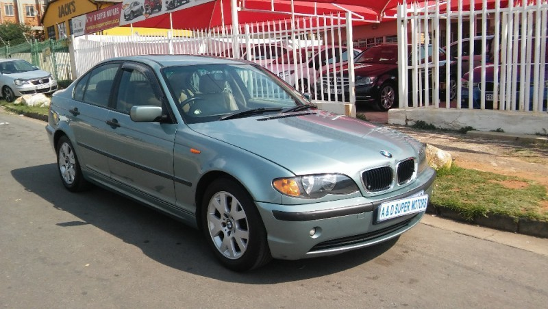 used bmw 3 series 318i exclusive e46 for sale in gauteng. Black Bedroom Furniture Sets. Home Design Ideas