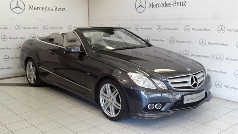 Used mercedes benz e class e250 cgi cabriolet for sale in for Mercedes benz e class cabriolet for sale