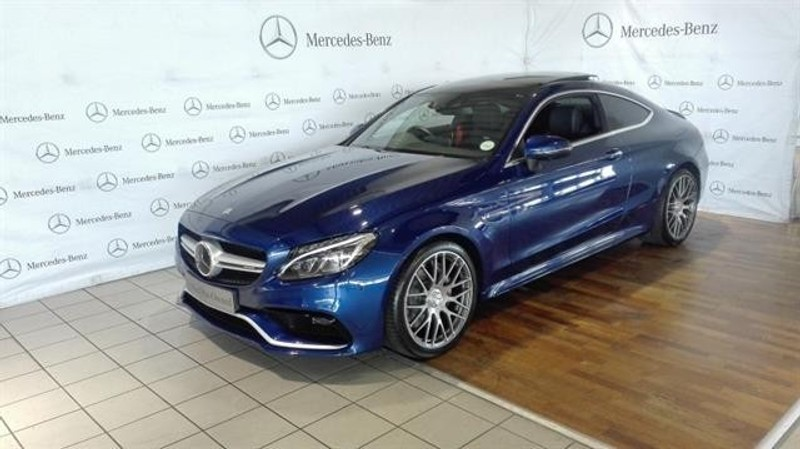 Used mercedes benz c class amg coupe c63 for sale in for Mercedes benz c63 for sale