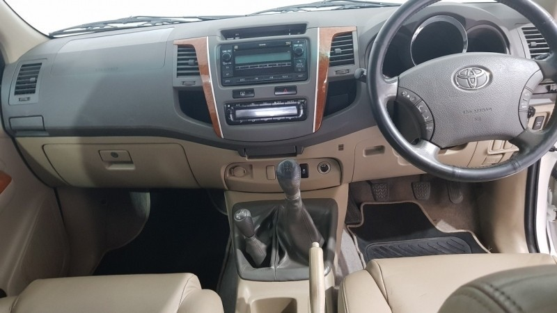 Used Toyota Fortuner 3 0d 4d R B 4x4 For Sale In Western