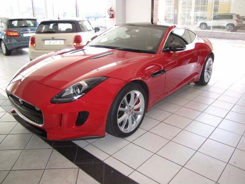 used jaguar f type jaguar f type s 3 0l v6 coupe for sale in eastern cape. Cars Review. Best American Auto & Cars Review