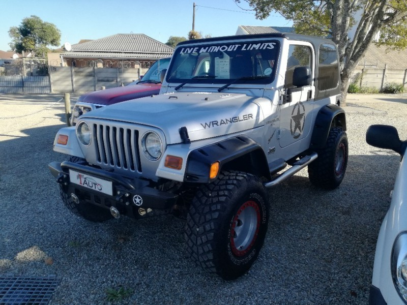 used jeep wrangler sahara 4 0 for sale in western cape. Black Bedroom Furniture Sets. Home Design Ideas