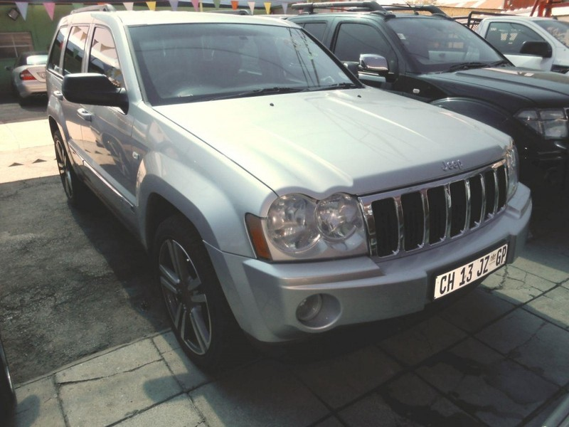 used jeep grand cherokee 5 7 hemi v8 ltd for sale in gauteng id 2021317. Black Bedroom Furniture Sets. Home Design Ideas