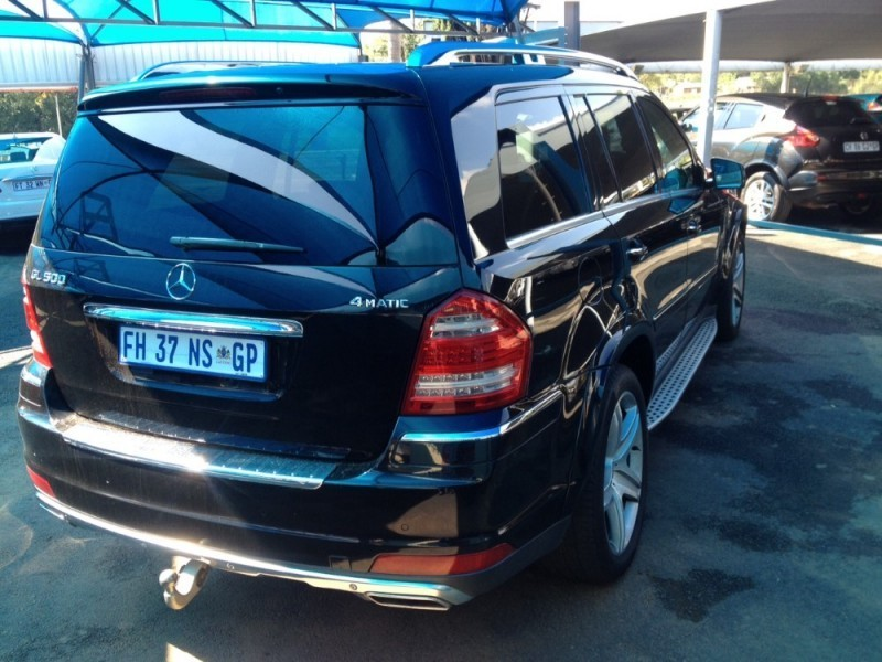 Used Mercedes Benz Gl Class Gl 500 Amg For Sale In Gauteng
