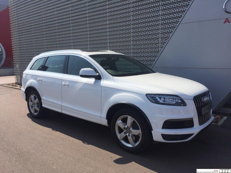 used audi q7 4 2 tdi v8 quattro tip for sale in north west province id 2021717. Black Bedroom Furniture Sets. Home Design Ideas
