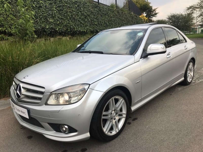 Used mercedes benz c class c280 avantgarde a t for sale in for Mercedes benz c class 2008 for sale