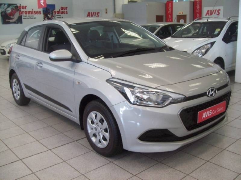 Used Hyundai I20 1 2 Motion For Sale In Eastern Cape