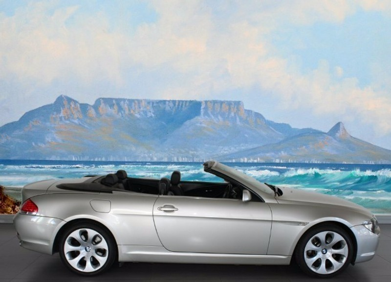 used bmw 6 series 650i convertible auto for sale in western cape id 2022563. Black Bedroom Furniture Sets. Home Design Ideas