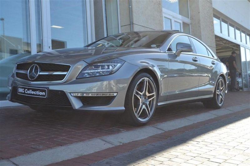 Used mercedes benz cls class 63 amg s for sale in kwazulu for 2016 mercedes benz cls550 for sale