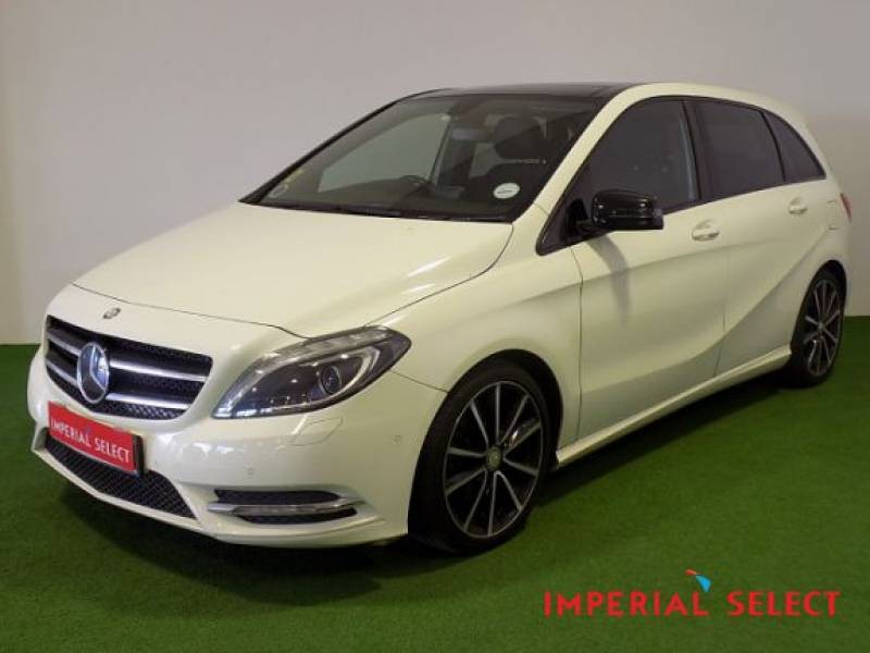 Used mercedes benz b class b 200 cdi be a t for sale in for Used mercedes benz b class for sale