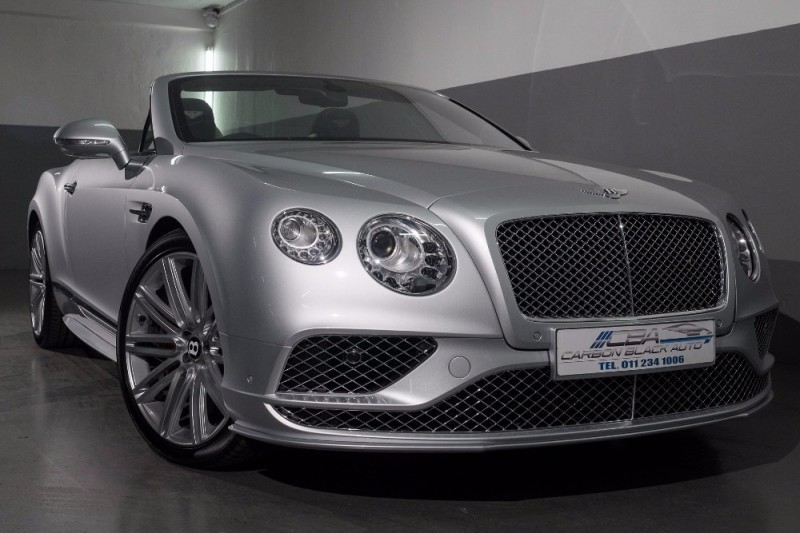 used bentley continental gt convertible speed for sale in gauteng id 2025085. Black Bedroom Furniture Sets. Home Design Ideas