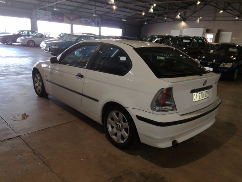 used bmw 3 series 318ti e46 for sale in western cape. Black Bedroom Furniture Sets. Home Design Ideas