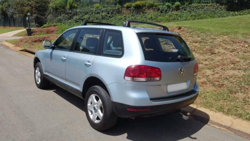 used volkswagen touareg r5 2 5 tdi tip for sale in gauteng id 2025743. Black Bedroom Furniture Sets. Home Design Ideas