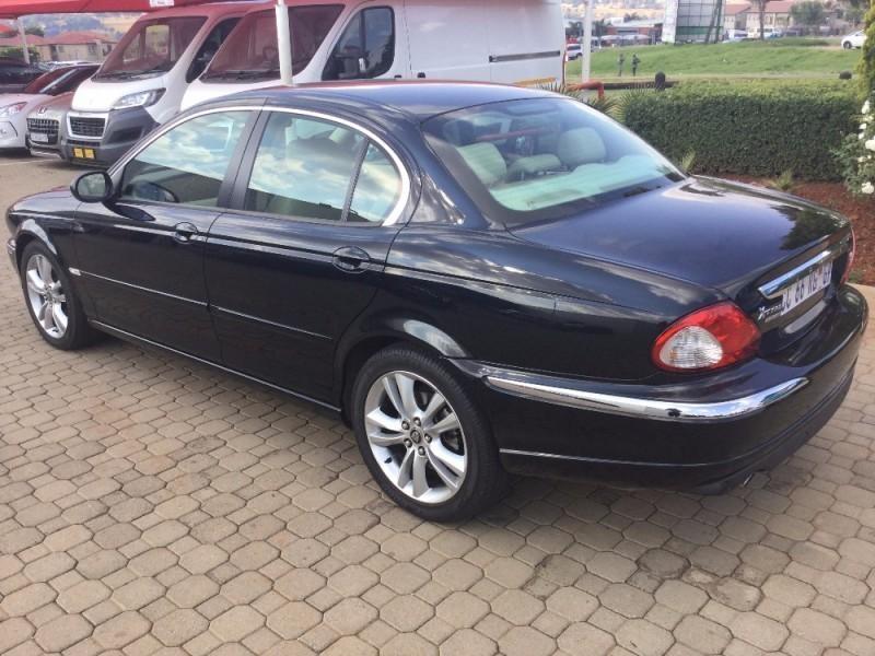 used jaguar x type 3 0 se a t for sale in gauteng cars. Black Bedroom Furniture Sets. Home Design Ideas
