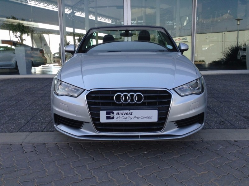 used audi a3 a3 1 4 tfsi cab s stronic for sale in gauteng. Black Bedroom Furniture Sets. Home Design Ideas
