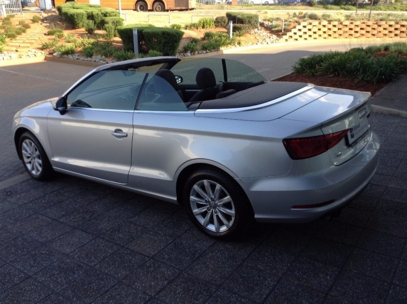 used audi a3 a3 1 4 tfsi cab s stronic for sale in gauteng id 2027165. Black Bedroom Furniture Sets. Home Design Ideas