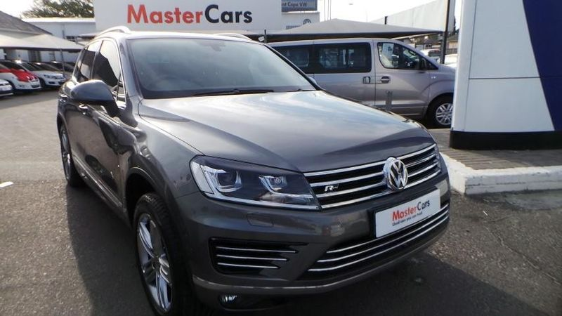 used volkswagen touareg gp 3 0 v6 tdi luxury tip for sale in western cape id 2027331. Black Bedroom Furniture Sets. Home Design Ideas