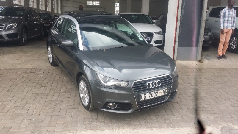 Used audi a1 1 4 fsi 3dr sun roof comfortline for sale in for Sun motor cars audi