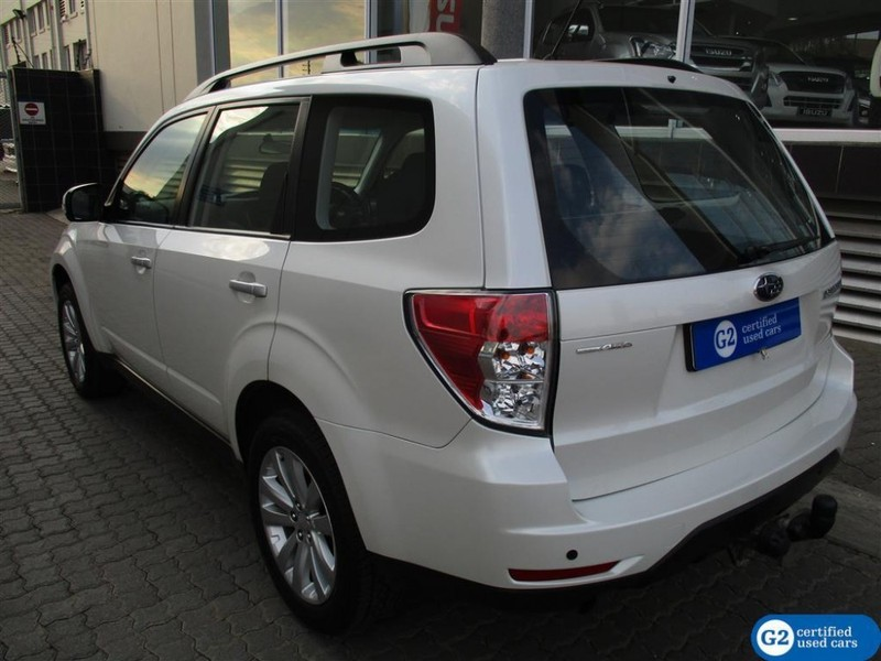 used subaru forester 2 5 xs for sale in gauteng id 2028019. Black Bedroom Furniture Sets. Home Design Ideas