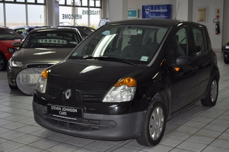 used renault modus 1 2 authentique for sale in western cape id 2029419. Black Bedroom Furniture Sets. Home Design Ideas