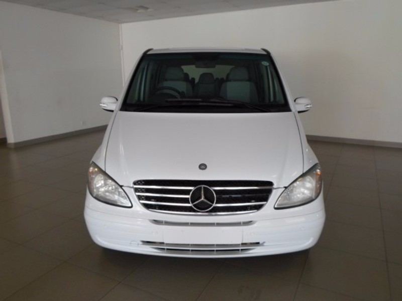 used mercedes benz viano 3 0 cdi v6 ambiente for sale in gauteng id 2030397. Black Bedroom Furniture Sets. Home Design Ideas