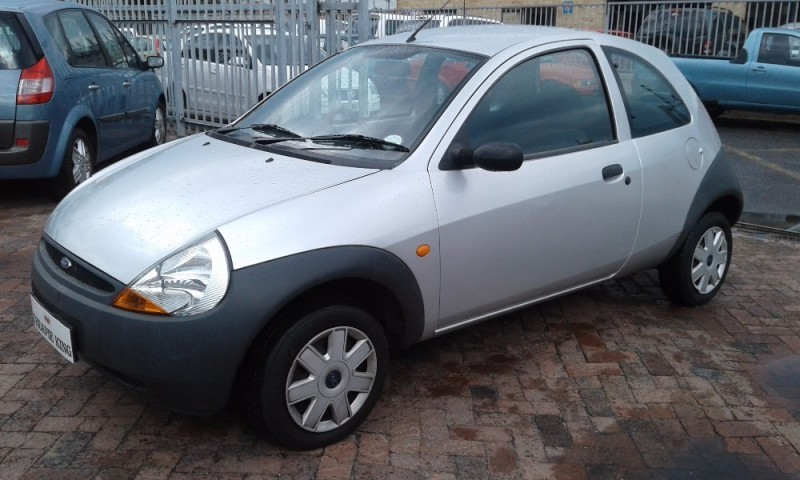 used ford ka trend for sale in western cape. Black Bedroom Furniture Sets. Home Design Ideas