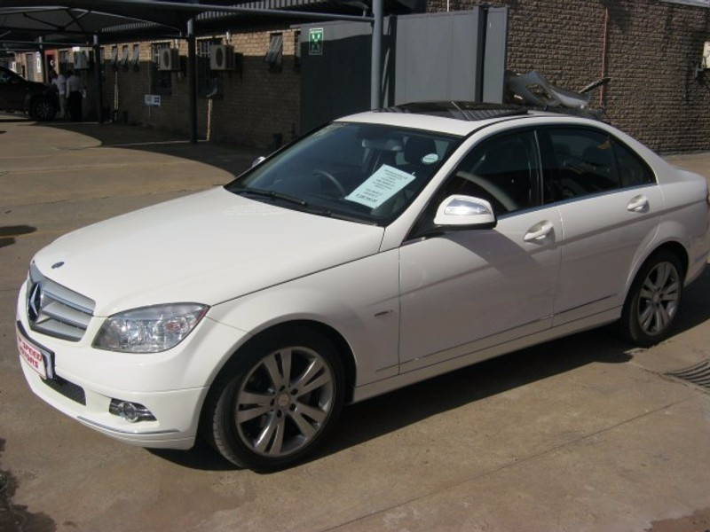 Used mercedes benz c class c200k classic a t for sale in for 2008 mercedes benz c300 for sale