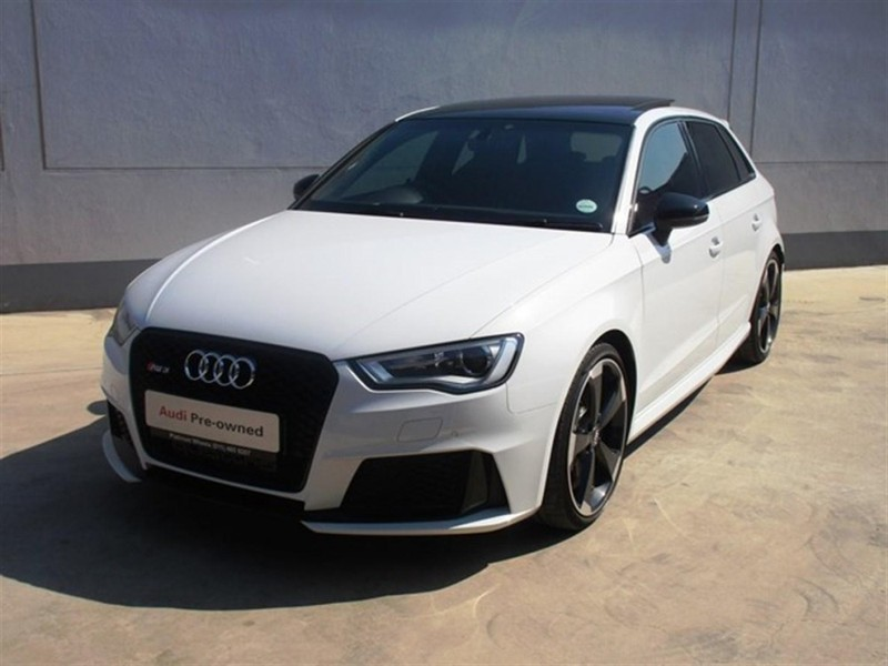 2016 audi rs3 for sale in gauteng 9