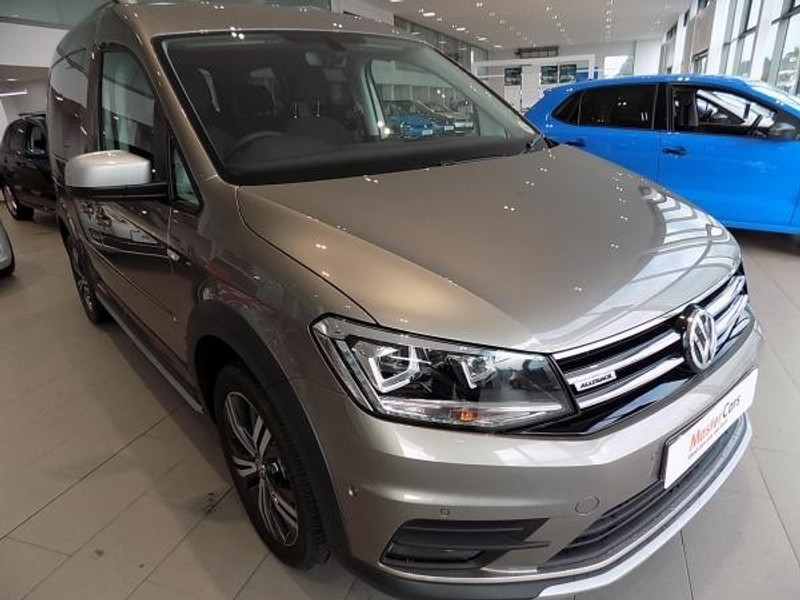 used volkswagen caddy alltrack 2 0 tdi dsg 103kw for sale in western cape id. Black Bedroom Furniture Sets. Home Design Ideas