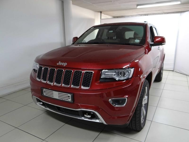 used jeep grand cherokee 5 7 v8 overland for sale in gauteng id 2032005. Black Bedroom Furniture Sets. Home Design Ideas