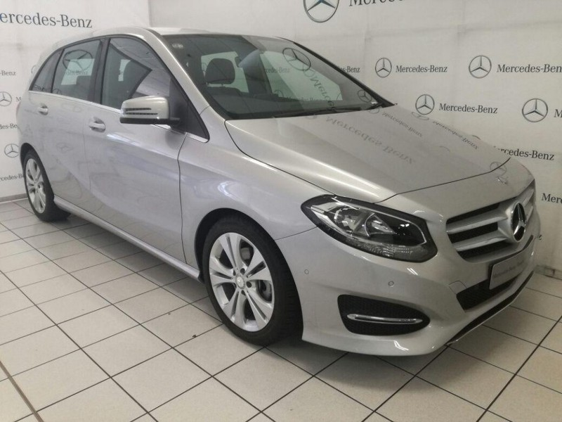 Used mercedes benz b class b 220 cdi urban line auto for for Mercedes benz claremont