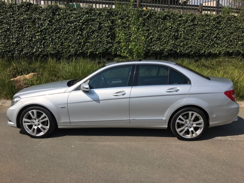 Used mercedes benz c class c250 cdi be avantgarde a t for for Mercedes benz 2011 c300 for sale