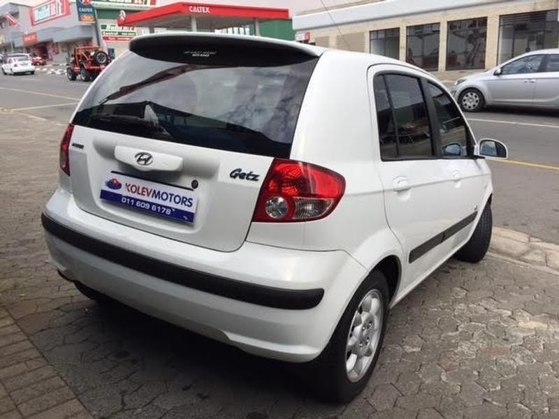 used hyundai getz 1 5 crdi hs for sale in gauteng cars. Black Bedroom Furniture Sets. Home Design Ideas