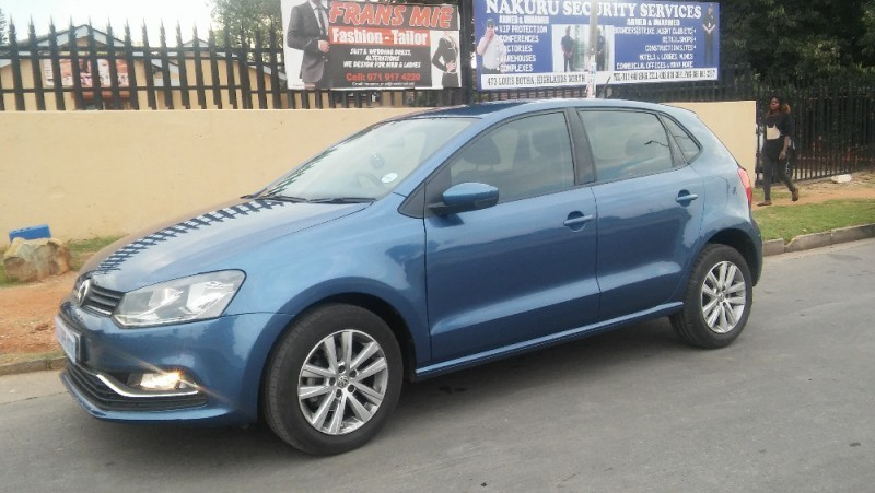 used volkswagen polo cross 1 2 tsi for sale in gauteng id 2033777. Black Bedroom Furniture Sets. Home Design Ideas