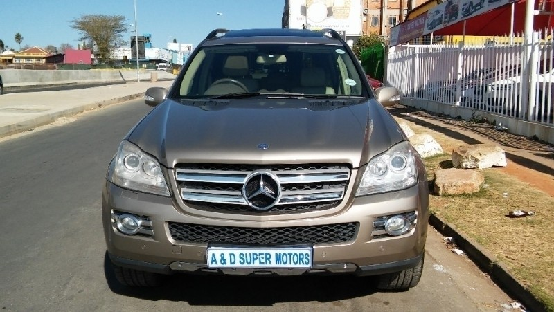 Used mercedes benz gl class 500 be for sale in gauteng for Mercedes benz gl class 2008 for sale