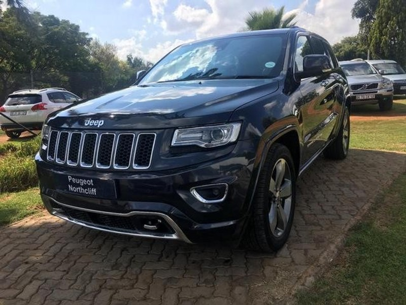 used jeep grand cherokee 3 6 overland for sale in gauteng id 2034009. Black Bedroom Furniture Sets. Home Design Ideas
