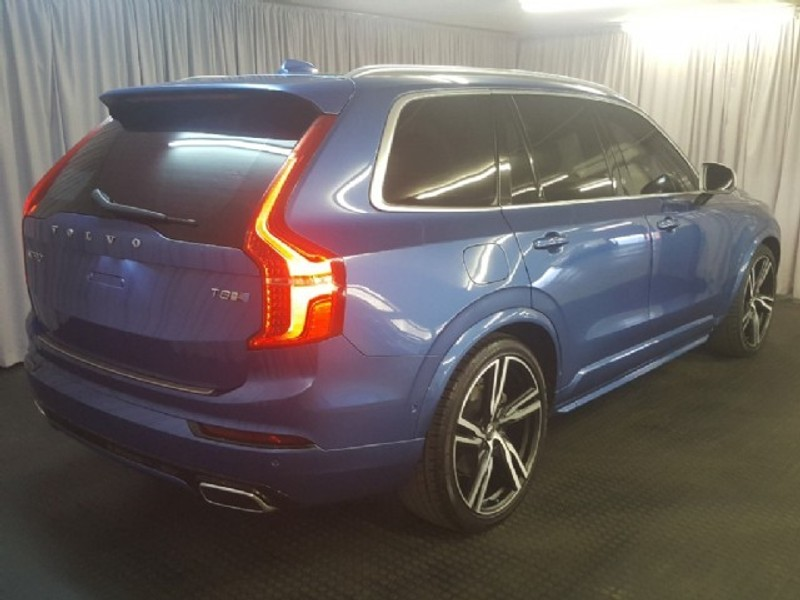 used volvo xc90 t8 twin engine r design awd hybrid for sale in gauteng id 2034131. Black Bedroom Furniture Sets. Home Design Ideas