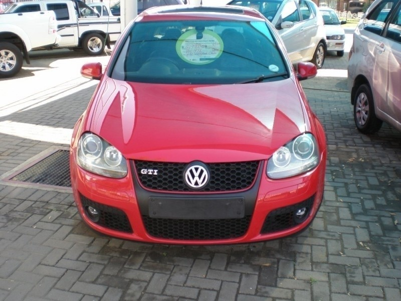 used volkswagen golf gti fsi dsg for sale in free. Black Bedroom Furniture Sets. Home Design Ideas