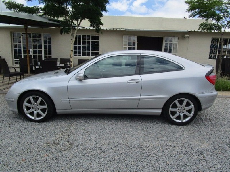 used mercedes benz c class c 230k coupe for sale in gauteng id 2034987. Black Bedroom Furniture Sets. Home Design Ideas